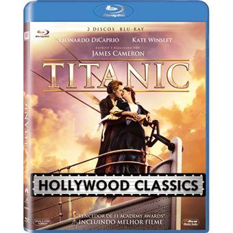 Titanic - 2 Blu-ray