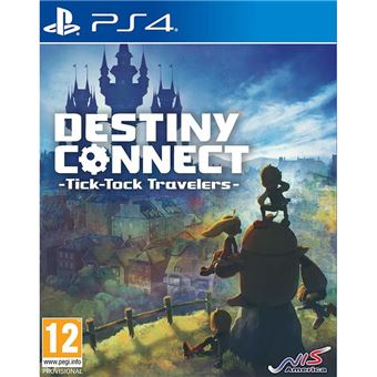 Destiny Connect: Tick-Tock Travelers - PS4