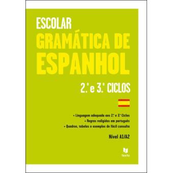Gramática de Espanhol - 2º e 3º Ciclos