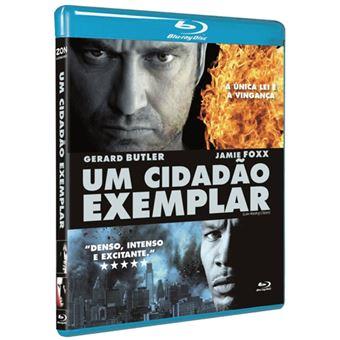 Um Cidadão Exemplar - Blu-ray