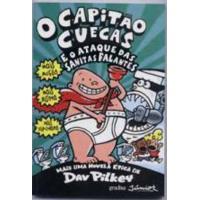 O Capitão Cuecas e o Ataque das Sanitas Falantes