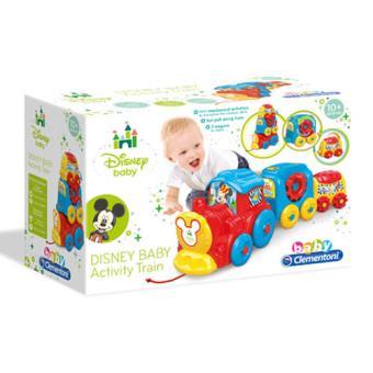 Disney Baby Comboio - Clementoni