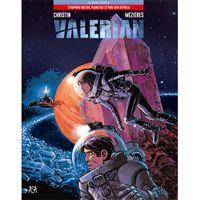 Valérian - Livro 2: O Império dos Mil Planetas - O País Sem Estrela
