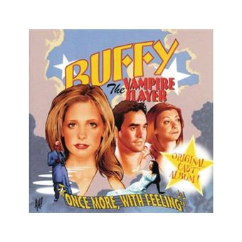 BSO Buffy: Once More, With Feeling - CD
