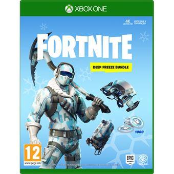 Fortnite: Deep Freeze Bundle Xbox One - Code in a Box