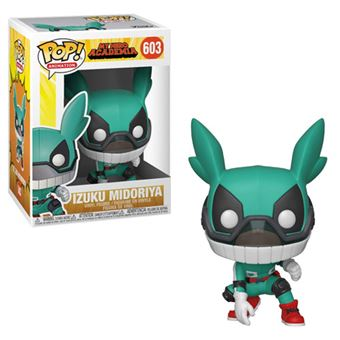 Funko Pop! My Hero Academia: Izuku Midoriya (Deku with Helmet) - 603