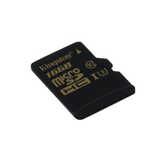 Cartão microSDHC Kingston Technology Gold UHS-I 16GB 90MB/45MB Classe 3