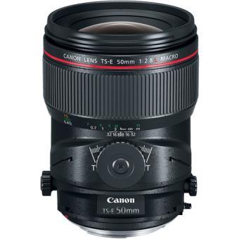 Objetiva Canon TS-E 50mm f/2.8L Macro Tilt-Shift