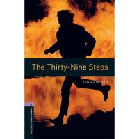 Oxford Bookworms Library - Level 4: The Thirty-Nine Steps