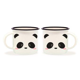 Conjunto 2 Canecas Legami Panda