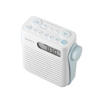 Sony Rádio com Coluna para Chuveiro ICF-S80
