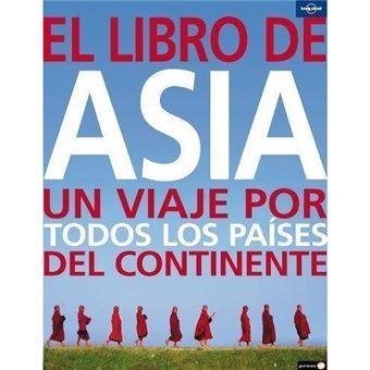 Libro de asia, el-lonely planet