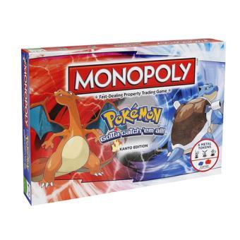 Monopoly Pokémon Kanto Edition - Divercentro