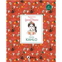 Pequenos Livros Sobre Grandes Pessoas - Livro 5: Frida Kahlo