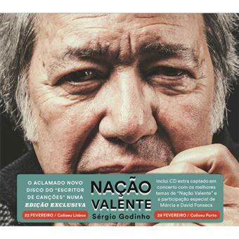Nação Valente - Reediçao - 2CD