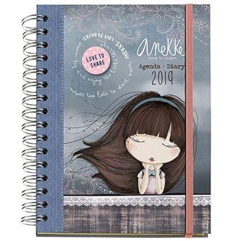 Agenda Semanal 2019 Anekke A5