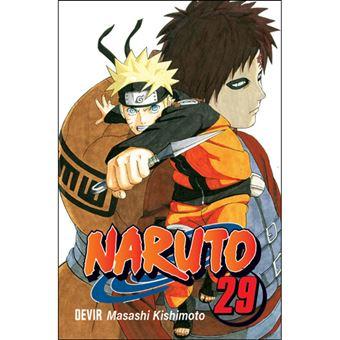 Naruto - Livro 29