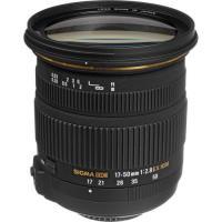 Sigma Objetiva 17-50mm f/2.8 EX DC OS HSM (Nikon)