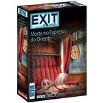 Exit: Morte no Expresso Oriente - Devir