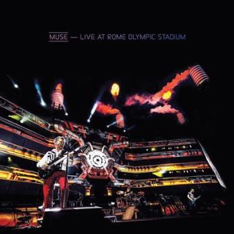 Live at Rome Olympic Stadium (CD+DVD)