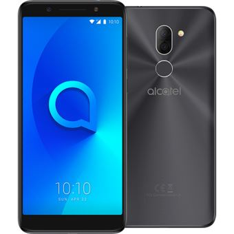Smartphone Alcatel 3X - 32GB - Metallic Black