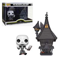Funko Pop! The Nightmare Before Christmas: Jack with Jack's House - 07