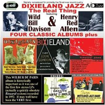 Four Classic Albums Plus:  (2CD)