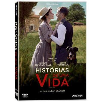 Histórias de uma Vida - DVD