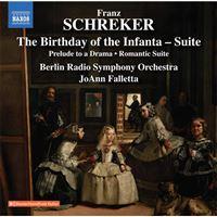 Schreker: Infanta-Suite - CD