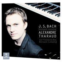 Bach: Piano Concertos BWV 1052, 1054, 1056, 1058 & 1065 - CD