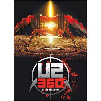 U2: 360º At The Rose Bowl