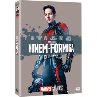 Homem-Formiga - Capa de Colecionador - DVD