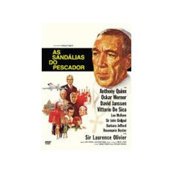 Filmes Online: As Sandálias do Pescador (1968)