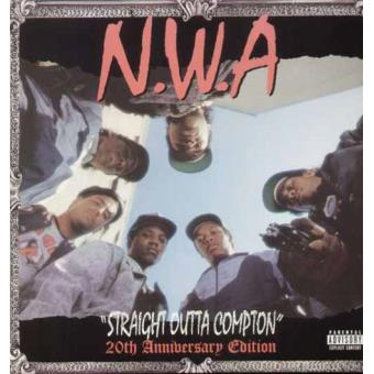 Straight Outta Compton (20th Anniversary Edition) (2LP)