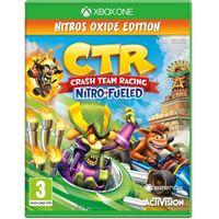 Crash Team Racing Nitro-Fueled - Nitros Oxide Edition - Xbox One