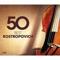 50 Best Rostropovich - 3CD