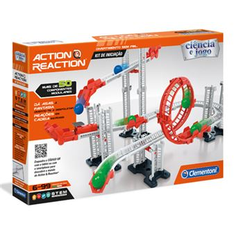 Ação & Reação Kit Iniciação - Clementoni