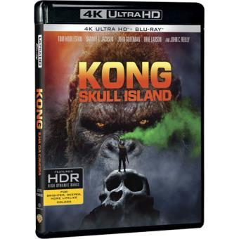 Kong: A Ilha da Caveira (4K Ultra HD + Blu-ray)