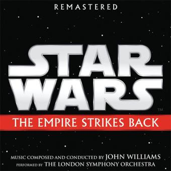 BSO Star Wars: The Empire Strikes Back - CD