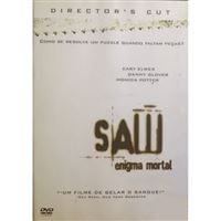 Saw: Enigma Mortal - Versão Integral Director's Cut - DVD