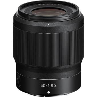 Objetiva Nikon NIKKOR Z 50mm f/1.8 S