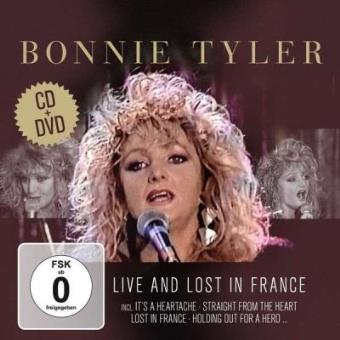 Live And Lost In France: Live in Germany 1993 (CD+DVD)