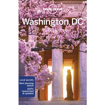 Lonely Planet Travel Guide - Washington, DC