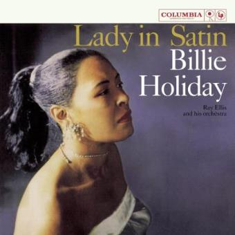 Lady In Satin (LP)