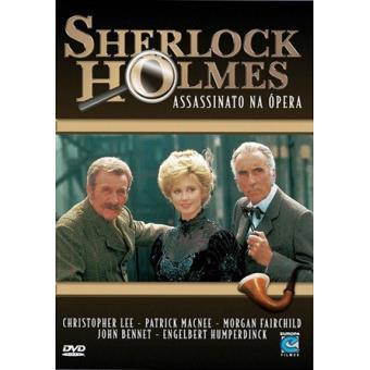 Sherlock Holmes: Assassinato na Ópera
