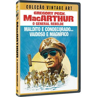 MacArthur: O General Rebelde - DVD