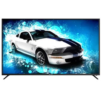 Smart TV Android Silver UHD 4K LED 65'' - Preto