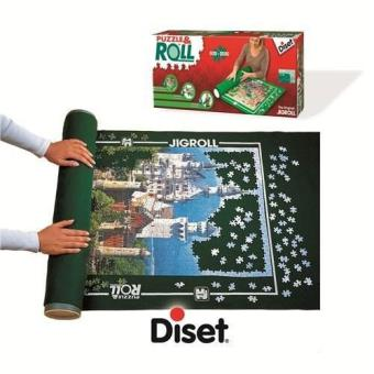 Diset Puzzle and Roll (500-2000 Peças)