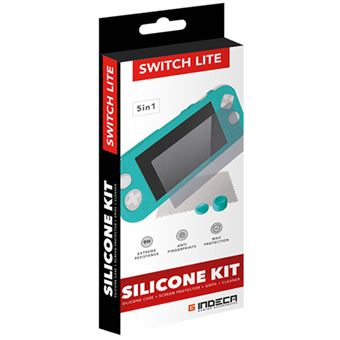 Pack Indeca Silicone Kit para Nintendo Switch Lite