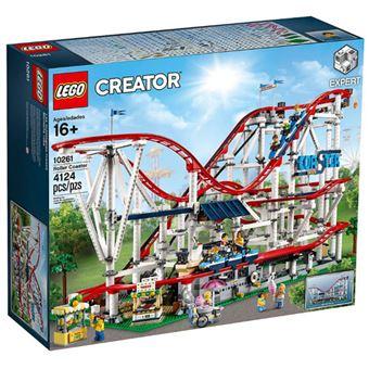 LEGO Creator Expert 10261 Montanha-Russa